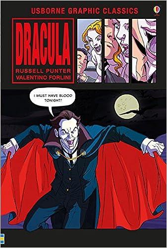 Image result for dracula usborne graphic classics