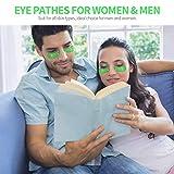 FRESHME Matcha Eye Mask - 20 Pairs Under Eye