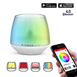 BuyYourWish MIPOW BTL-300 PLAYBULB Candle Home LED Night Light Bluetooth Smart Phone APP Controlled Multi-Colors Aromatherapy Night Lamp Dimmable Color Romantic Decorative LED Party Lights One Piece