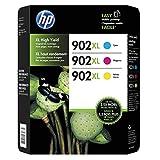 HP 902XL CMY INK CRTG CLUB 3-PK