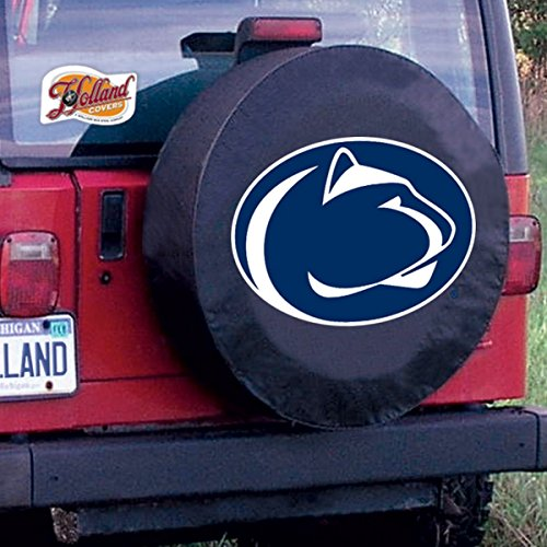 State Tire Cover (Holland Bar Stool Co. 31 1/4 x 11 Penn State Tire Cover)