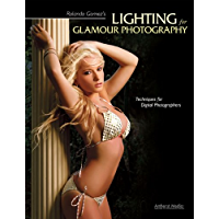 Rolando Gomez's Lighting for Glamour Photography: Techniques for Digital Photographers book cover