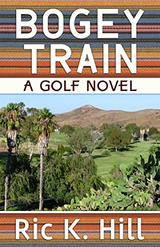 E-book - Bogey Train by Ric K. Hill