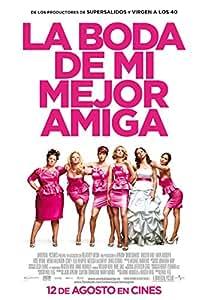 La Boda De Mi Mejor Amiga (Bd) [Blu-ray]