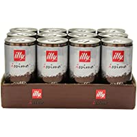 12-Pack Illy Issimo Caffe Iced Coffee Drink