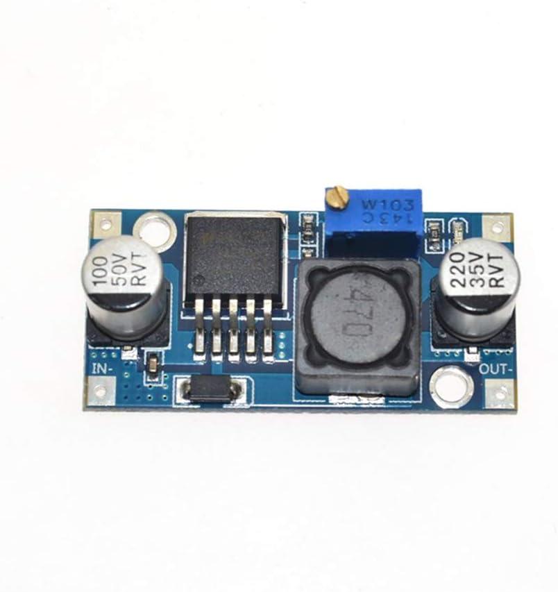 HUIMAI 100pcs LM2596 LM2596S DC-DC 4.5-40V adjustable step-down power Supply module NEW,