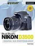 David Busch's Nikon D3500 Guide to Digital SLR Photography (The David Busch Camera Guide Series)