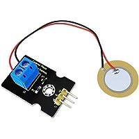 keyestudio Analog Piezoelektrik Seramik Titreşim Sensörü