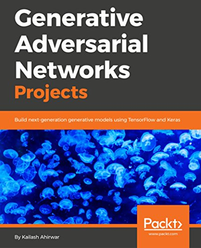 4 Best New Generative Adversarial Networks eBooks To Read In