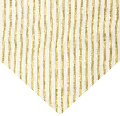 Santee Print Works Vertical Ticking Stripe Sage,