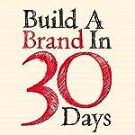 Build a Brand in 30 Days | Simon Middleton