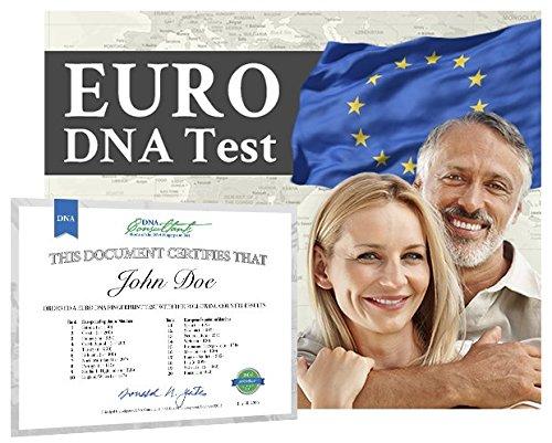 EURO DNA Fingerprint Test - Euro Ireland Store