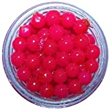 Pautzke Bait Roe Fire Cure Balls O'Fire Eggs (Red, 1-Ounce)