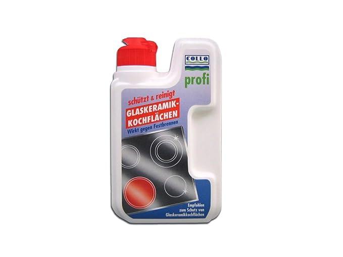 Collo profesional Cuidado de limpieza para vitrocerámica ...