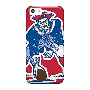 Cute High Quality Iphone 5c New England Patriots Case