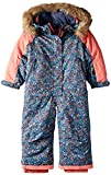 Roxy Girls' Toddler Paradise Snow One Piece Jumpsuit