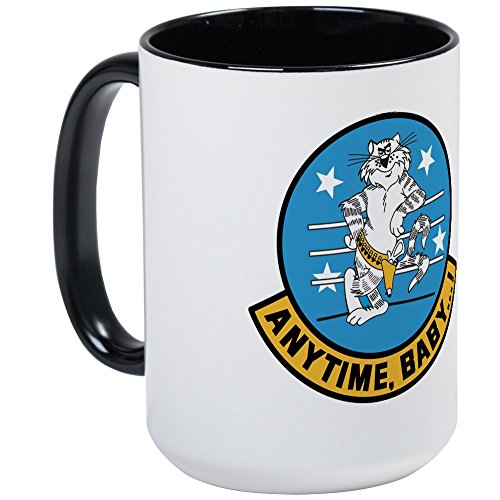 CafePress - F-14 TOMCAT Large Mug - Coffee Mug, Large for sale  Delivered anywhere in Canada
