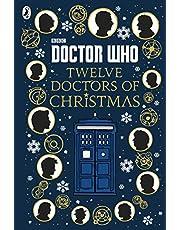 DOCTOR WHO 12 DOCTORS OF CHRISTMAS HC