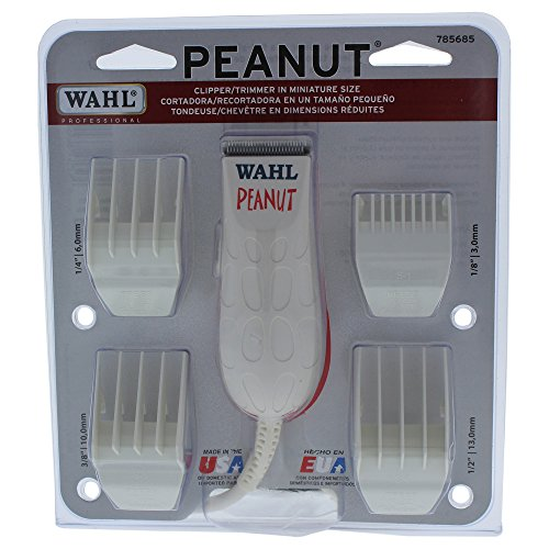 Wahl Clipper Peanut Clipper/Trimmer #8655 - Great for Pro...