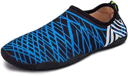 Outdoor Water Shoes Cosstars Water Shoes Mens Womens Beach Swim Shoes Quick-Dry Aqua Socks Pool Shoe