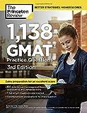 1,138 GMAT Practice Questions, 3rd Edition (Graduate School Test Preparation)