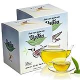 2 box (30 pack - Use 30 days) Trà Thảo Mộc giảm cân Vy & Tea -Vy & Tea - natural herbal tea help weight loss, sleep deep and purifying the bod2