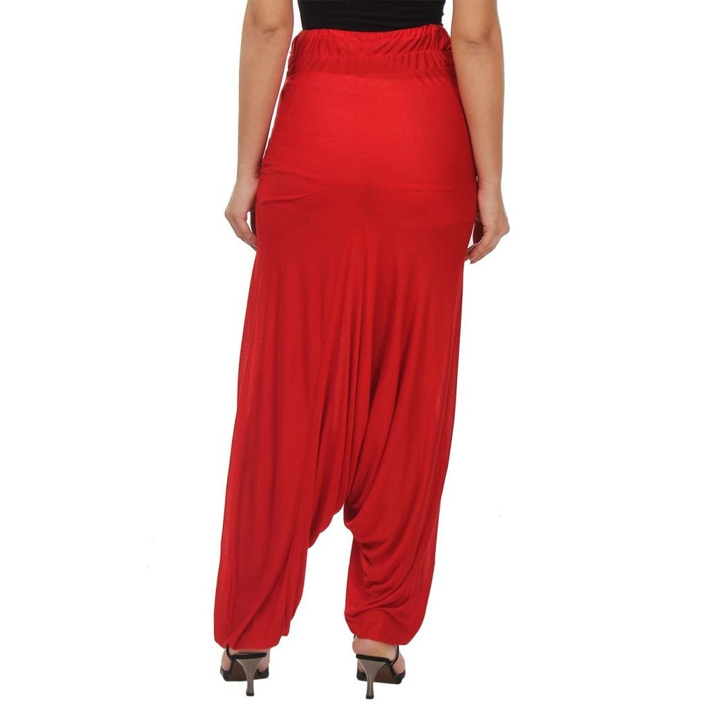 c7e61b80ebf Buy TeeMoods Women s Viscose Afghani Harem Pants Online at Low Prices in  India - Amazon.in
