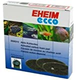 Eheim Carbon Filter Pad for ECCO Canister Filters 3/pk