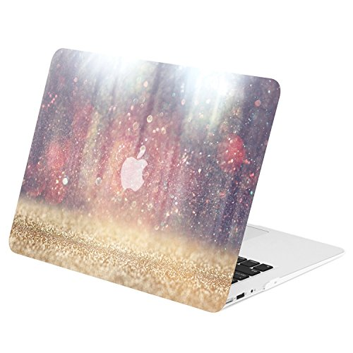 "UPC 693614750944, TOP CASE - Air 13-Inch Autumn Spectrum Graphic Rubberized Hard Case Cover for Macbook Air 13"" Model: A1369 / A1466 - Autumn Air"