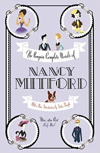 Image result for Complete novels of nancy mitford