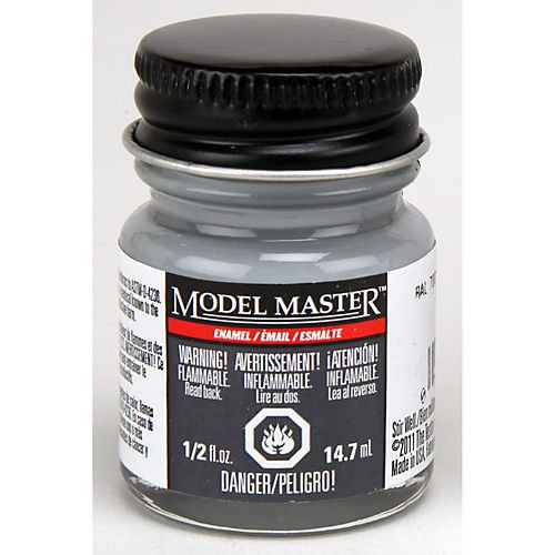 MM 1/2oz RAL 7001 Hellgrau 50 KMS (SG) by Testor Corp. by Testors Paints and Supplies