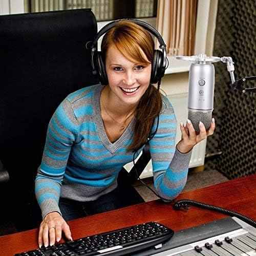 Auphonix SM-1 Supporto antivibrazioni per microfono Blue Yeti - Plastica