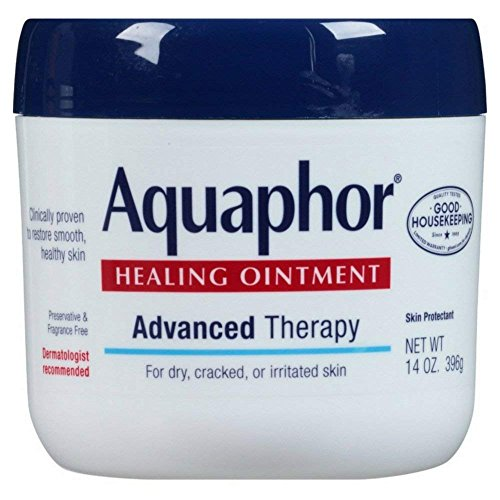 Aquaphor Baby Healing Ointment Advanced Therapy Skin Protectant, 14 Ounce, Pack of - Therapy Skin Ointment