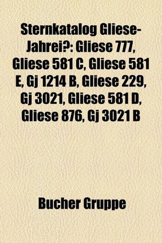 Sternkatalog Gliese-Jahreiss: ...