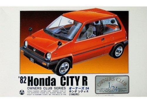 マイクロエース 1/24 オーナーズ24 No.13 `82 ホンダシティ Rの商品画像