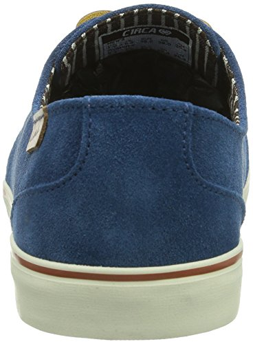 C1RCA CCRIPOLBL Unisex-Erwachsene Sneaker Blau (DKBLU/ DARK BLUE)