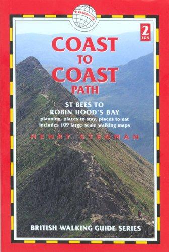 Coast to Coast , 2nd: St Bees to Robin Hood's Bay (Trailblazer British Walking Guide) pdf epub