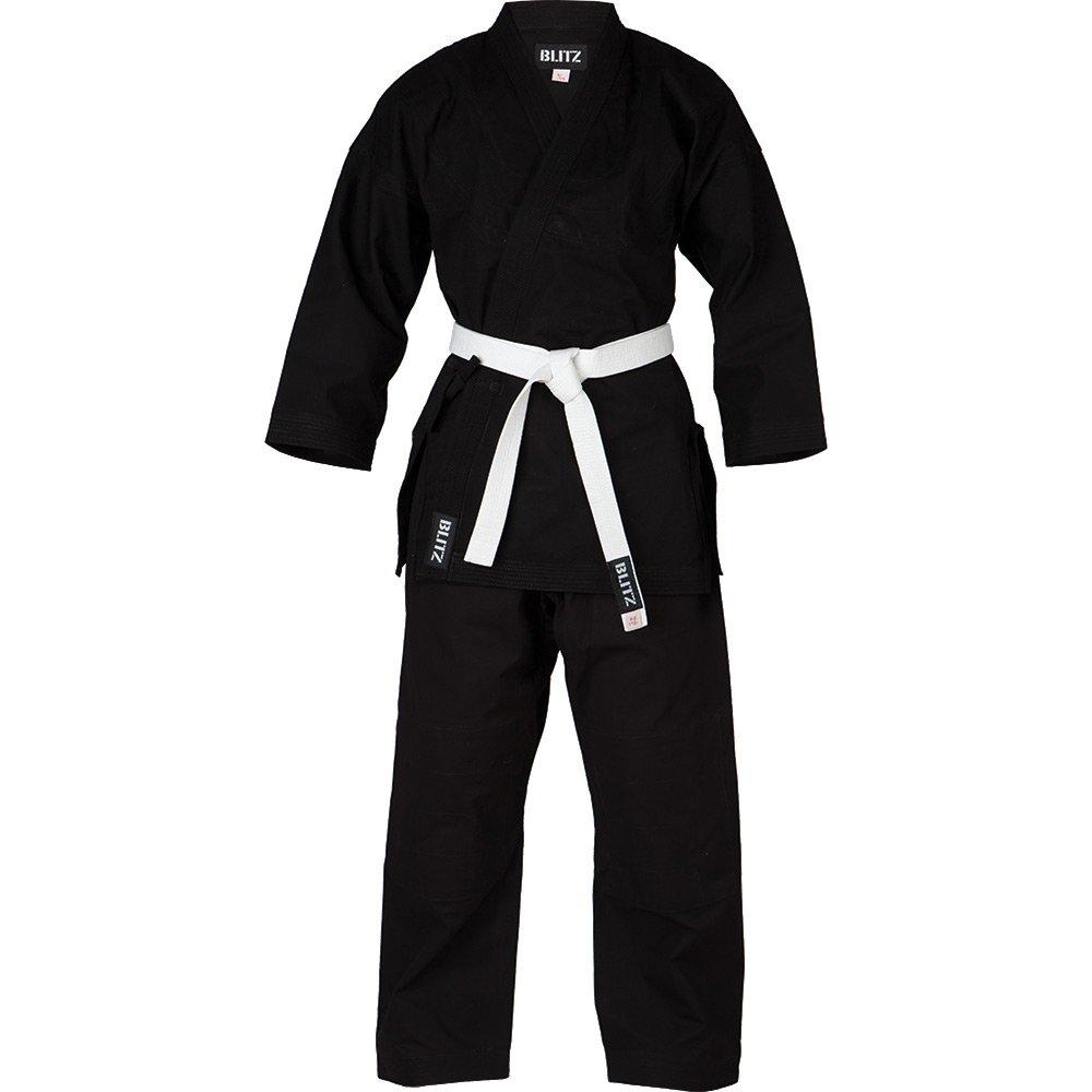 Blitz Challenger Karate-Anzug, 3 160 cm, schwarz
