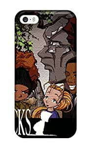 Hot Tpu Cover Case For Iphone/ 5/5s Case Cover Skin - The Boondocks