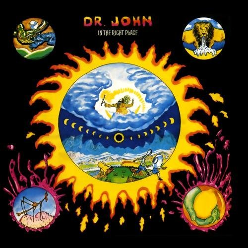 Dr. John - In The Right Place (Colored Vinyl) - Zortam Music