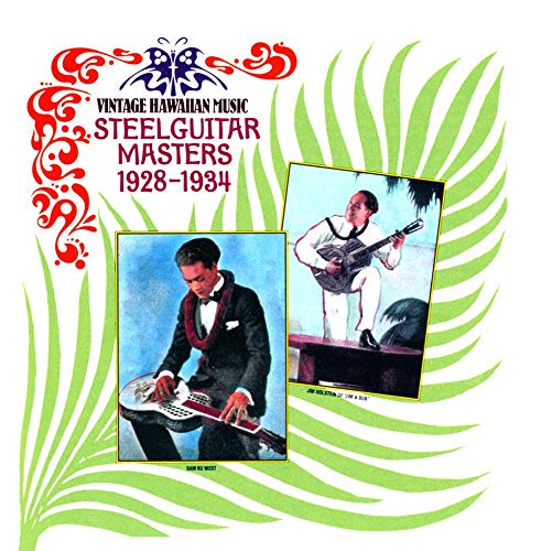Vintage Hawaiian Music -- Steel Guitar Masters ()
