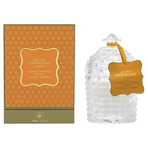 Urban Apothecary Orange Blossom Honey Scented Candle - Pack of 6