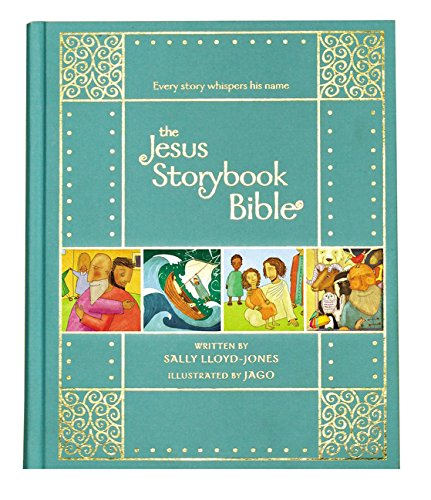 The Jesus Storybook Bible Gift Edition: Every Story Whispers His Name - Time Bible Storybook