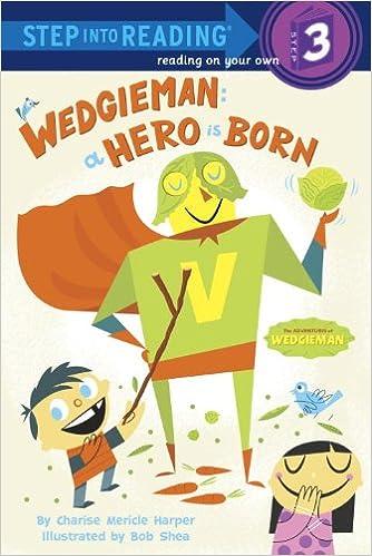 Descargas gratuitas de libros electrónicos en pdfWedgieman: A Hero Is Born (Step into Reading) (Literatura española) MOBI by Charise Mericle Harper