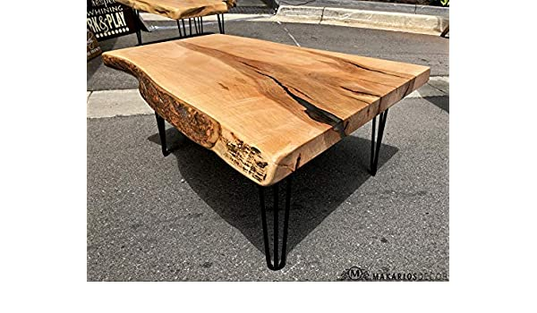 Superb Amazon Com Live Edge Live Edge Coffee Table Live Edge Creativecarmelina Interior Chair Design Creativecarmelinacom