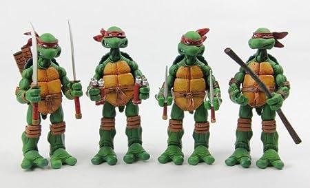 Buy Neca TMNT Teenage Mutant Ninja Turtles Action Figures in