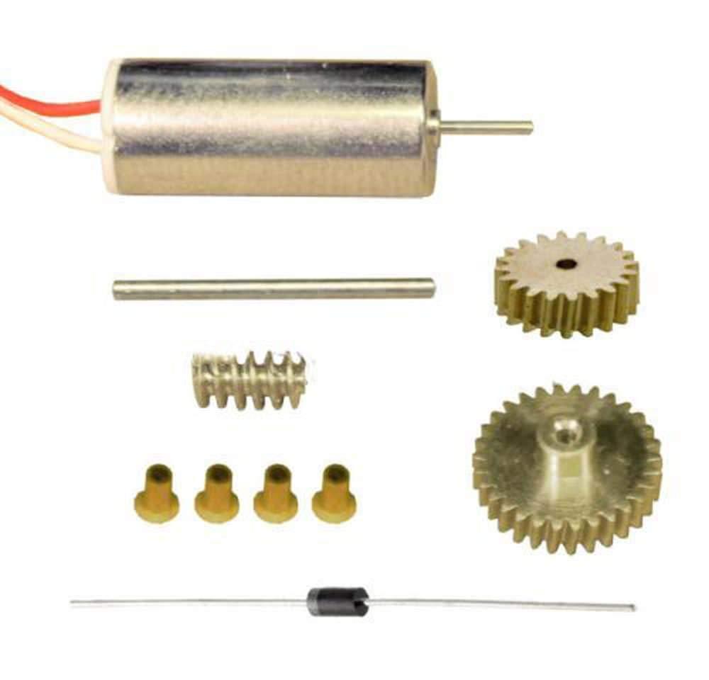 1:30 Untersetzung Universalantrieb für Mikromodelle 1:20 bzw