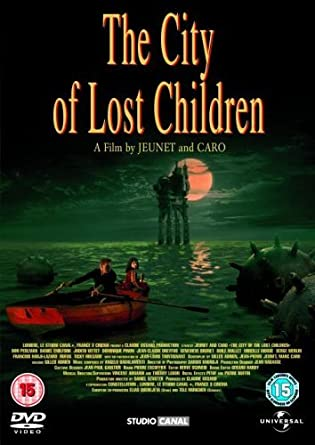 The City of Lost Children (1995) [DVD] by Ron Perlman: Amazon ...