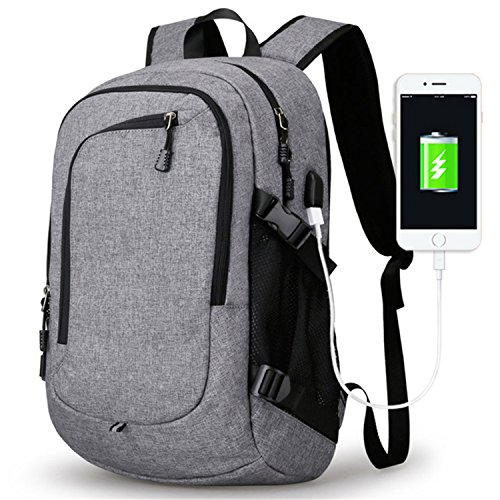 Laptop Backpack for 15-16 inches USB Charging Men's Large Ca