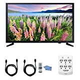 Samsung UN32J5003 – 32-Inch Full HD 1080p LED HDTV + Hookup Kit –